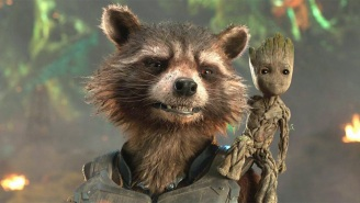 James Gunn Reveals That Bradley Cooper's Rocket Raccoon Voice Initially Didn't Win Everyone Over