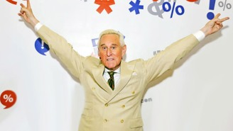 Freshly Pardoned Trump Crony Roger Stone Is Convinced That North Korea Smuggled Ballots Into The U.S. By Boat To Rig The Election For Biden