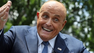 Rudy Giuliani Has Been Suspended From Practicing Law In New York Over His 'Big Lie' Shenanigans