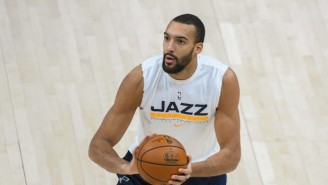 Rudy Gobert Agreed To A Five-Year, $205 Million Extension With The Jazz