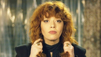 Natasha Lyonne Had The Perfect Response To A Joke About 'Russian Doll' And 2020