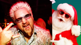 A Brief List Of Similarities Between Santa Claus And Celebrity Chef Guy Fieri