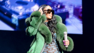 Saweetie Joins Jack Harlow And Post Malone On Bud Light New Year's Eve Livestream