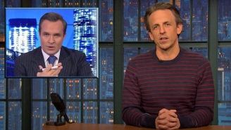 Seth Meyers Absolutely Roasted The 'F*#k Your Feelings' Trump Supporters Who Now Refuse To Accept His Election Loss