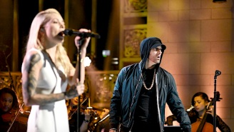 Eminem Helped Double Skylar Grey's Spotify Listeners And She Expressed Her Gratitude