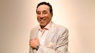 Smokey Robinson Is Re-Doing His Viral Cameo Video After His Hanukkah Gaffe