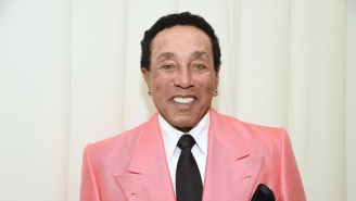 A Smokey Robinson Cameo Video Took A Strange Twist When He Started Talking About Hanukkah