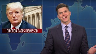 'SNL' Weekend Update Mocked Trump For His Supreme Court Losses And Made A Grim Prediction About His Future