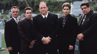 'The Sopranos' Cast Is Reuniting Again, This Time With New Material, For A Good Cause
