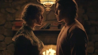 Taylor Swift's Wild, Romantic 'Willow' Video Is All About Finding 'Her Man'