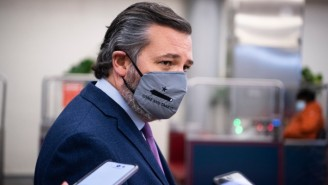 People Are Roasting Ted Cruz After The Texas GOP's Election Lawsuit Was Thrown Out By The Supreme Court