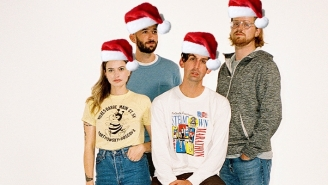 Indie Mixtape 20 Holiday Edition: Tigers Jaw Is Ready To Kill Santa Claus (Only To Become The Next One)