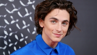 People Still Can't Get Over Timothée Chalamet Playing Harry Styles