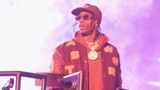 Travis Scott's Latest Money Move Is A Spiked Seltzer Called Cacti