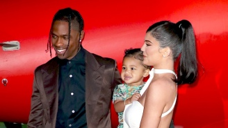 Travis Scott Wrote An Adorable Poem To Celebrate His Daughter Stormi's Third Birthday