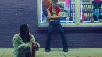 Troye Sivan And Kacey Musgraves Cavort Through Nashville's Seedy Underbelly In Their 'Easy' Video
