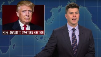 'SNL' Weekend Update Roasted Trump Over His 'Advent Calendar Of Losing' Trying To Overturn Election Results