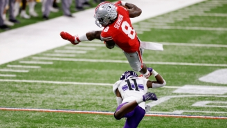 LeBron Praised Ohio State RB Trey Sermon After His Record-Setting Day In The Big Ten Title Game