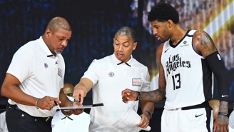 Doc Rivers On Paul George's Criticism: Tyronn Lue 'Ain't Going To Be Much Different'