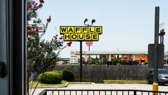 These Photos From 'Waffle House Vistas' Capture Fascinating Scenes Of Late-Stage Capitalism