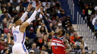 The Rockets Traded Russell Westbrook To The Wizards For John Wall