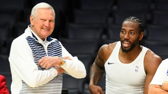 The NBA Will Reportedly Investigate Jerry West's Recruitment Of Kawhi Leonard