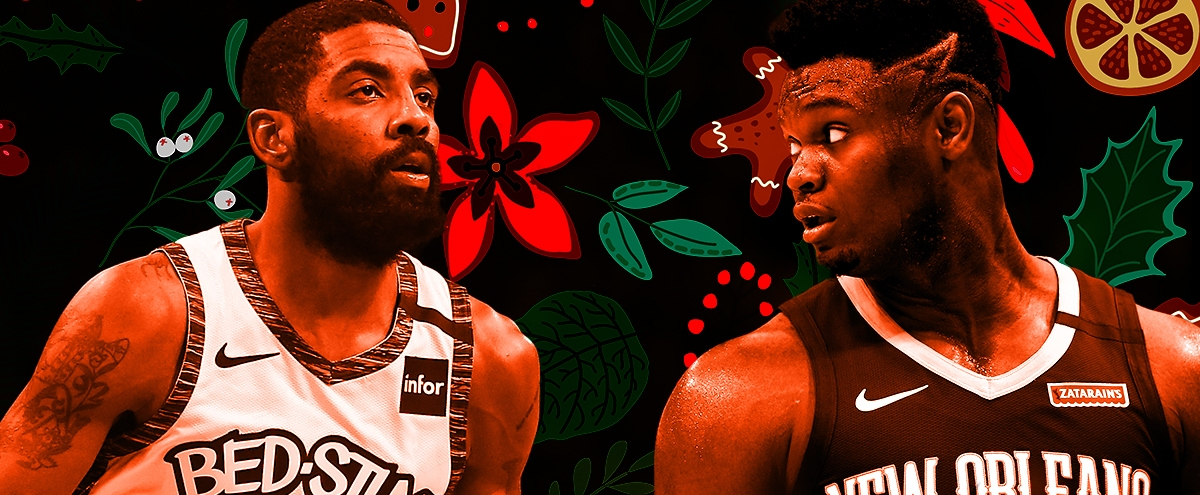 The NBA's 2020 Christmas Day Games, Ranked