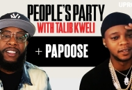 'People's Party With Talib Kweli' Episode 77: Papoose