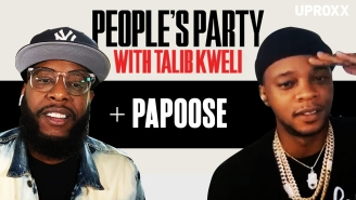 Talib Kweli & Papoose Talk Prison, His Infamous Jive Deal, Remy Ma, & Violator