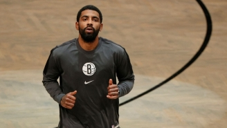 Kyrie Irving Will Not Play On The Nets Road Trip To Attend To A Family Matter