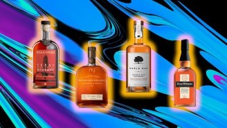 The Best Bottles Of Bourbon Whiskey Between $30-$40