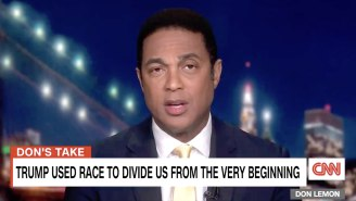 Don Lemon Called Out The Hypocrisy Of Trump Allies Paying Tribute To Martin Luther King Jr. With 'Empty Tweets'