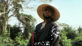 Davido Trains Mayorkun To Be A Samurai In Their 'The Best' Video