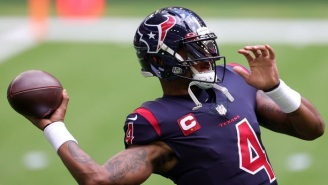 There's Reportedly Growing Belief Deshaun Watson Has Played His Final Game For The Texans