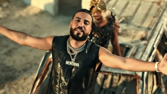 French Montana, Jack Harlow, And Lil Durk Throw A Post-Apocalyptic Party In The 'Hot Boy Bling' Video