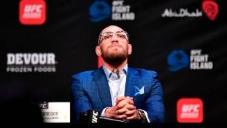 "Conor McGregor Says His ""War"" With Khabib Nurmagomedov Is Not Over"
