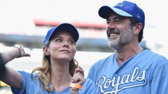 'The Walking Dead' Gives A Glimpse Of Jeffrey Dean Morgan And Hilarie Burton Performing Together