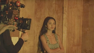Olivia Rodrigo Filmed Her 'Drivers License' Video In A Random Stranger's Home
