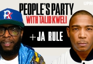 'People's Party With Talib Kweli' Episode 83: Ja Rule