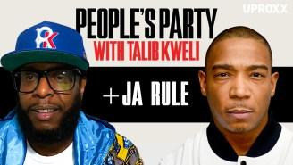 Talib Kweli & Ja Rule Talk 50 Cent Beef, Irv Gotti, Murder Inc, Fyre Festival