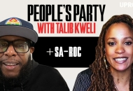 'People's Party With Talib Kweli' Episode 82: Sa-Roc
