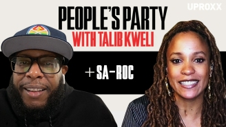 Talib Kweli & Sa-Roc Talk Rhymesayers, Afro-Futurism, HBCUs, Black Thought