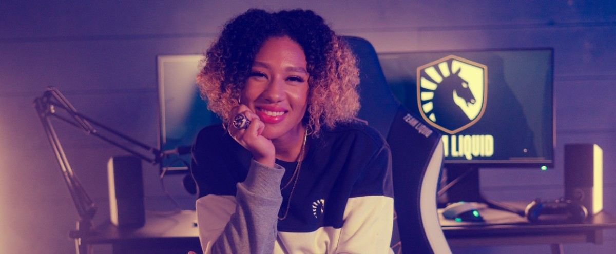 WNBA Champion Aerial Powers Tells Us About Her Joining Team Liquid And The Future Of Esports
