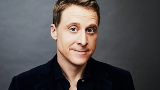 Alan Tudyk On 'Resident Alien,' Bad Dancing, And Steve The Pirate's Post-'Dodgeball' Life