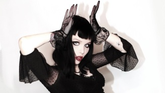 Alice Glass Shares An Unnerving Stop-Motion Video For 'Suffer And Swallow'