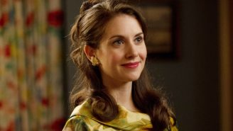Alison Brie Recalled Her Most Mortifying Incident From The 'Mad Men' Set