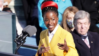 Move Over J-Lo And Gaga, Poet Amanda Gorman Was The Biggest Star At Joe Biden's Inauguration