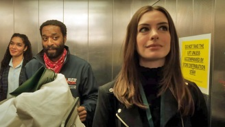 Anne Hathaway And Chiwetel Ejiofor Attempt A Quarantine Heist In HBO Max's 'Locked Down' Trailer
