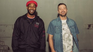 Justin Timberlake And Ant Clemons Celebrate 'Better Days' During Their Inauguration Performance