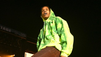 Fans Think New ASAP Rocky Music Is On The Way After He Clears His Instagram